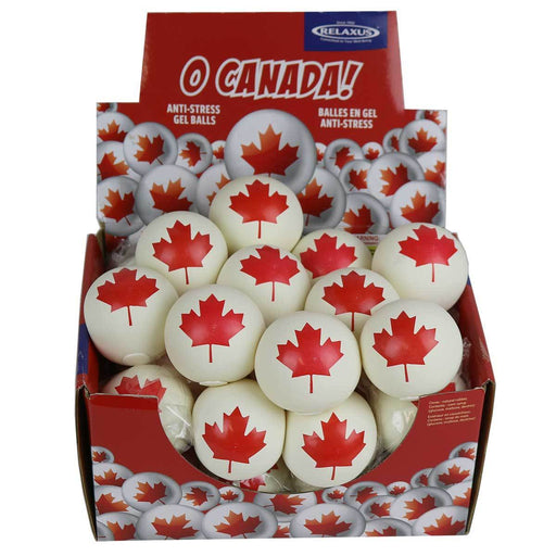Wholesale O Canada Stress Balls