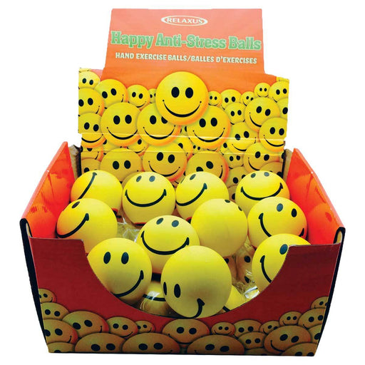 Wholesale Happy Gel Stress Balls