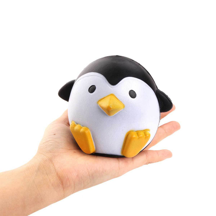 Wholesale Squishy Steve Penguin Stress Toy