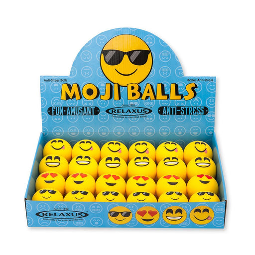 Relaxus Wholesale Moji Balls Small