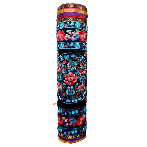 Wholesale Hand Embroidered Bokhara Yoga Mat Bags
