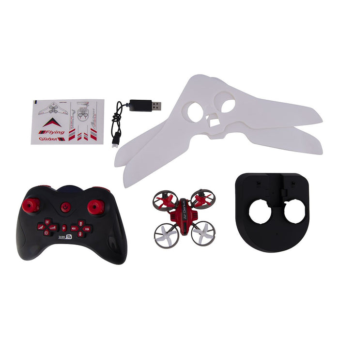 RC 3-in-1 Micro Drone all parts