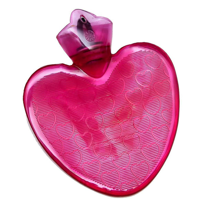 Wholesale Heart Shaped Hot Water Bottle