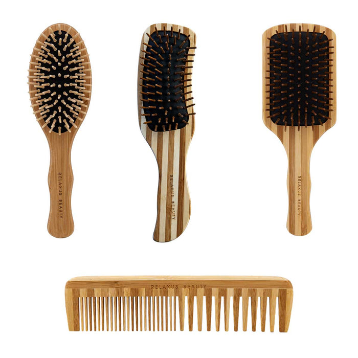 Wholesale Bamboo Hair Brushes & Combs
