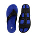 Wholesale Men's Massaging Sandals blue
