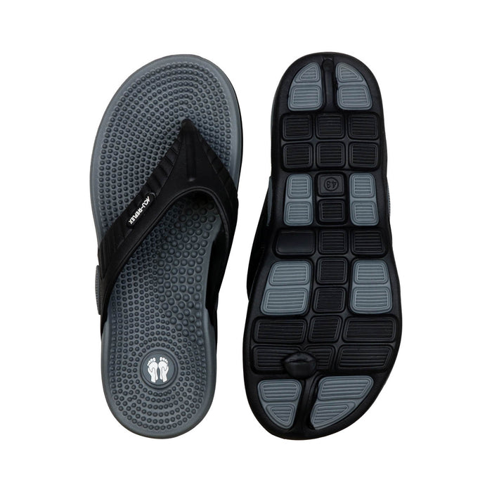 Wholesale Men's Massaging Sandals grey