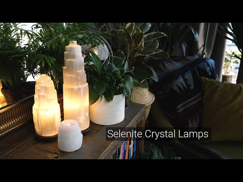 Wholesale Selenite Lamp Tealight Candle Holder
