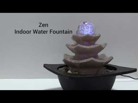 Wholesale Zen Indoor Water Fountain