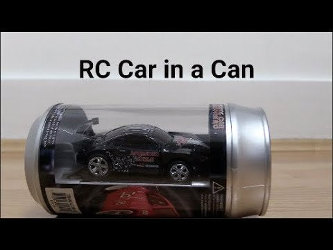 Wholesale RC Racing Car in a Can