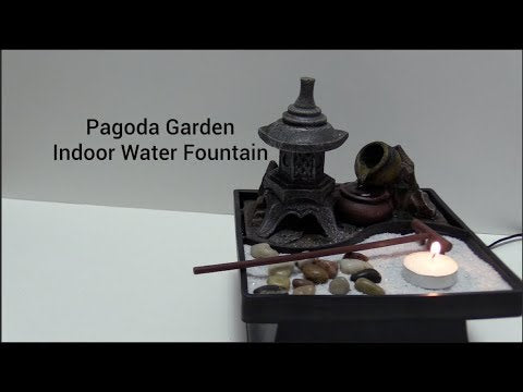Wholesale Agoda Garden Indoor Water Fountain