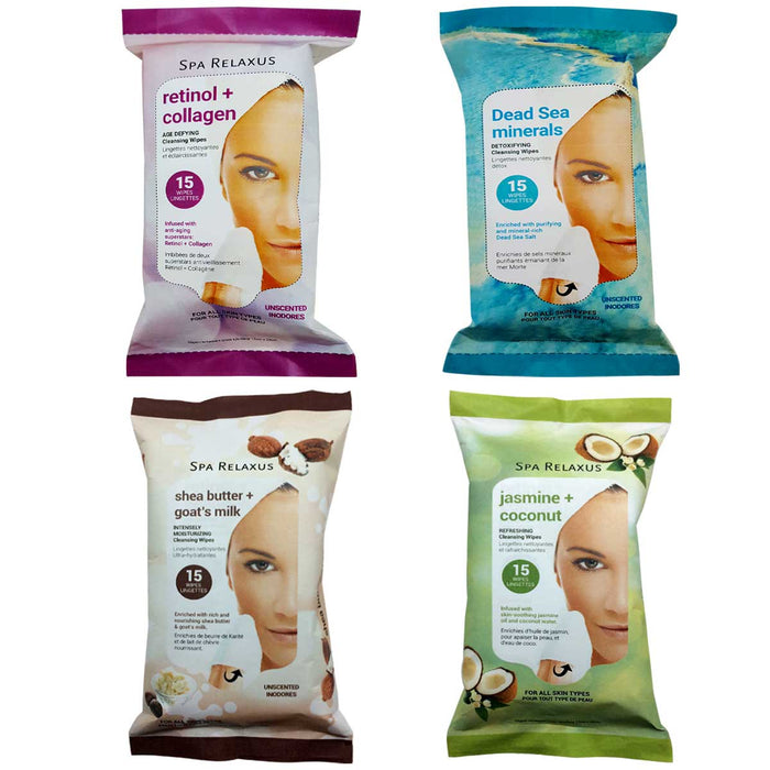 Wholesale Facial Cleansing Wipes Displayer