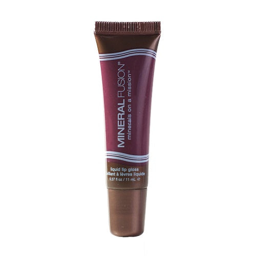 Mineral Fusion Liquid Lip Gloss, Heat