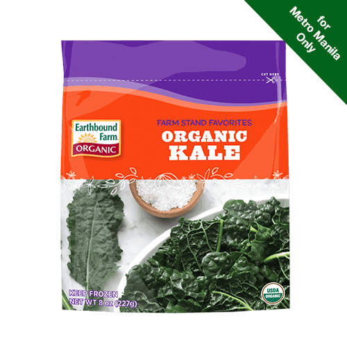 Frozen Earthbound Farm Organic Kale 227g