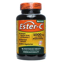 American Health Ester-Cå¨ 1,000mg with Citrus Bioflavonoids 90 Vegetarian Tablets