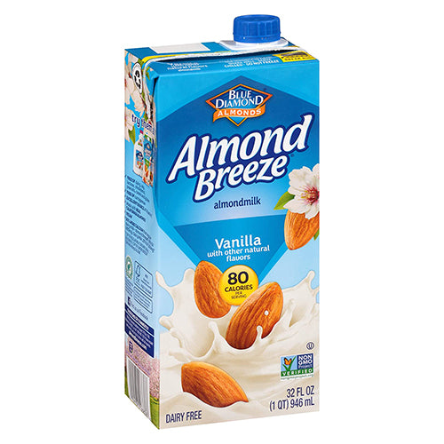 Almond Breeze Vanilla Almond Milk 946ml