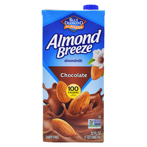 Almond Breeze Chocolate Almond Milk 946ml
