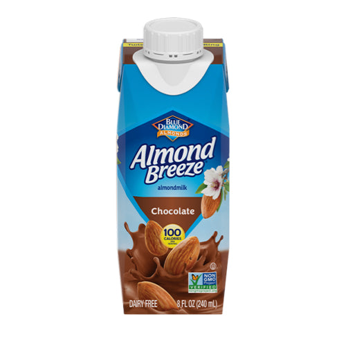 Almond Breeze Chocolate Almond Milk 240ml