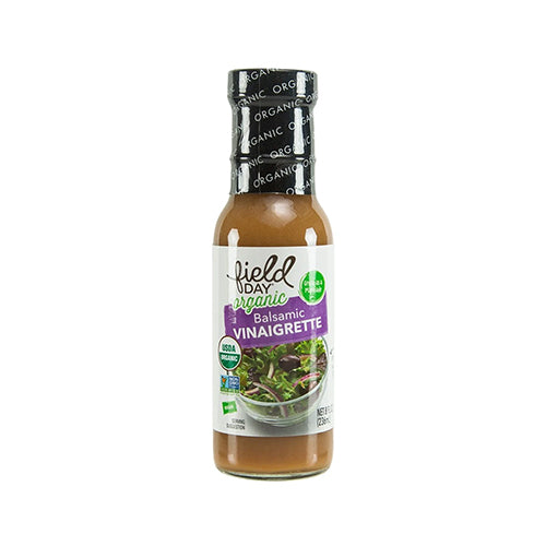Field Day Organic Balsamic Vinaigrette 236ml