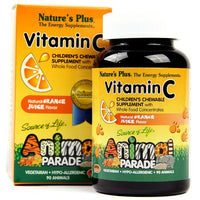 Nature's Plus Animal Parade Vitamin C  90 Tablets