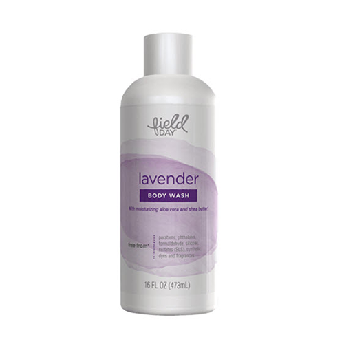 Field Day Body Wash Lavender 473ml