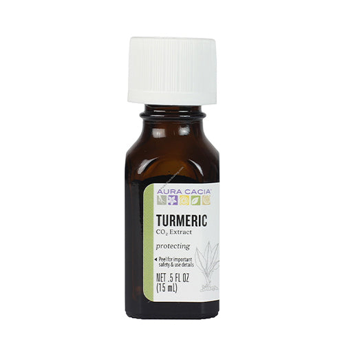 Aura Cacia Turmeric Extract 15ml
