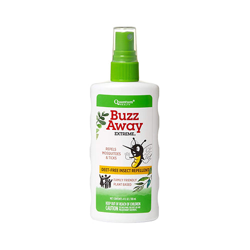 Quantum Health Buzz Away Extreme Deet-Free Insect Repellent 118ml