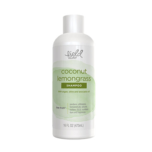 Field Day Shampoo Coconut Lemongrass 473ml