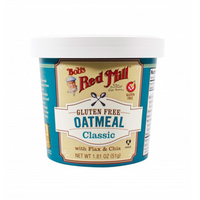 Bob's Red Mill Gluten-Free Classic Oatmeal Cup 51g