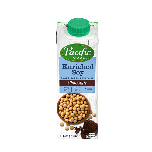 Pacific Chocolate Enriched Soy Milk 240ml