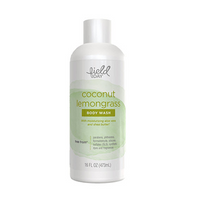 Field Day Body Wash Coconut Lemongrass 473ml