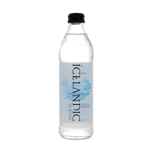 Icelandic Glacial Natural Spring Water 330mL