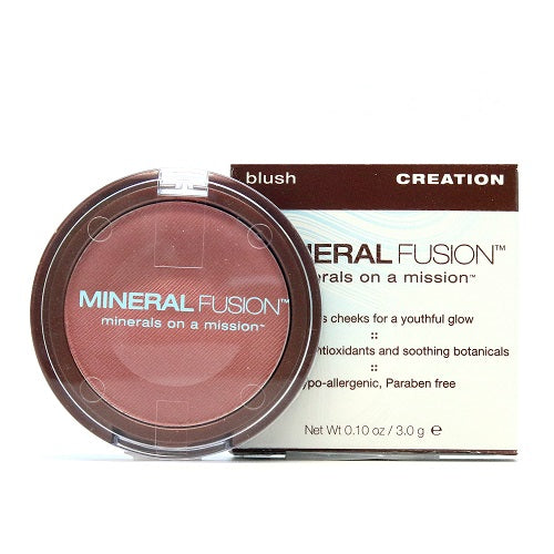 Mineral Fusion Blush, Creation