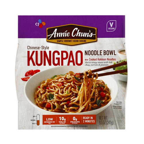 Annie Chuns Kung Pao Noodle Bowl 241g