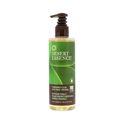 Desert Essence Thoroughly Clean Facial Wash 250ml