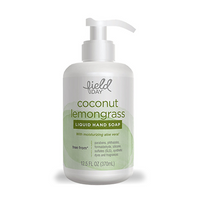 Field Day Coconut Lemongrass Liquid Hand Soap 370ml