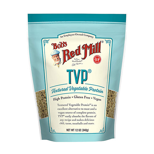 Bob's Red Mill TVP Textured Vegetable Protein 340g