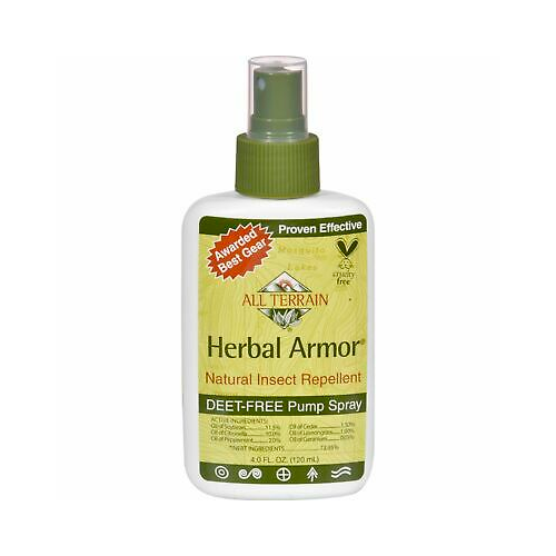 All Terrain Herbal Armor Natural Insect Repellent 120ml