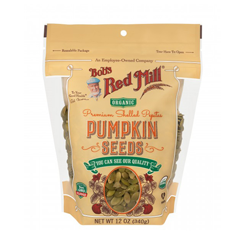Bob's Red Mill Premium Shelled Pumpkin Seeds 340g