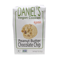 St. Amour Daniel's Vegan Cookies Peanut Butter Chocolate Chip with Protein 340g