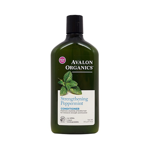 Avalon Organics Strengthening Peppermint Conditioner 312g