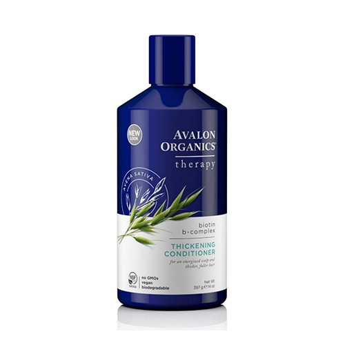 Avalon Organics Biotin B-Complex Thickening Conditioner 414ml