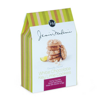 J&M White Chocolate Key Lime Cookies 170g