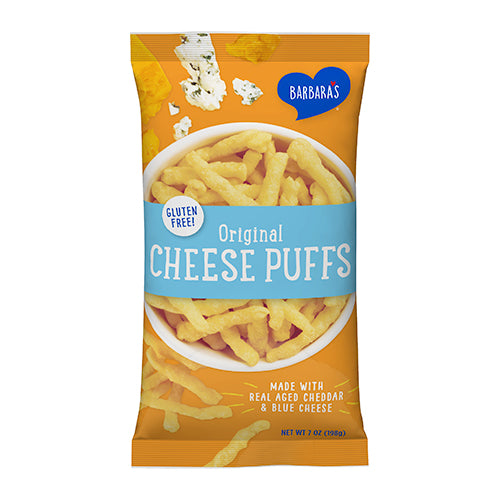 Barbara's Original Cheese Puffs 198g