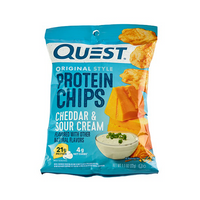 Quest Protein Chips Cheddar & Sour Cream 32g
