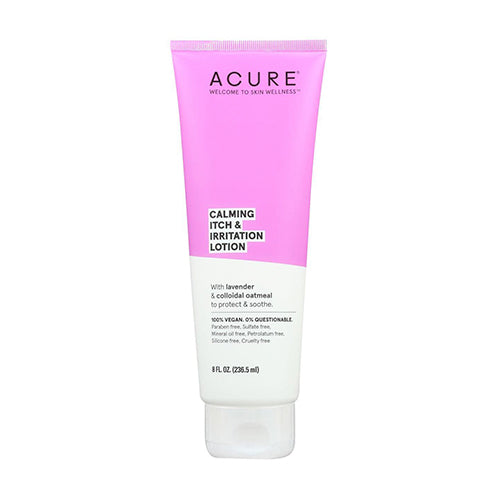 Acure Calming Itch & Irritation Lotion 236.5ml