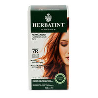 Herbatint 7R Copper Blonde Hair Color 150ml