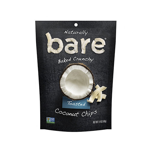 Bare Toasted Coconut Chips 40g