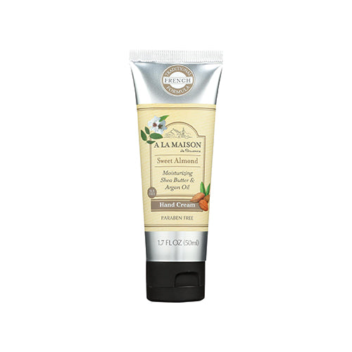 A La Maison Sweet Almond Hand Cream 50ml