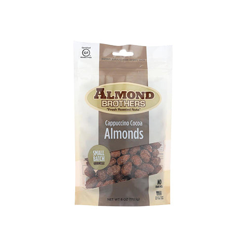 Almond Brothers Cappuccino Cocoa Almonds 170g