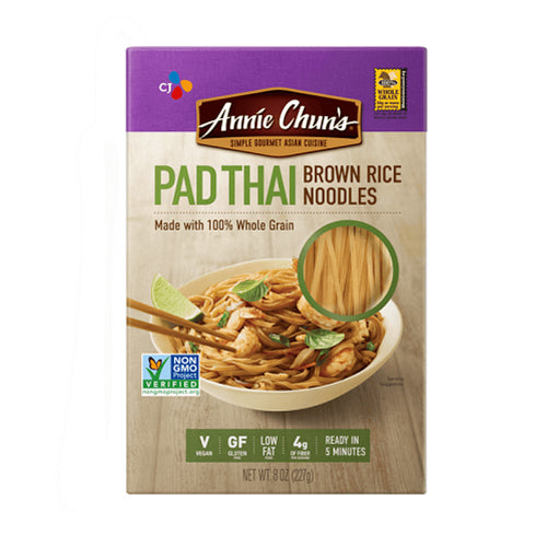 Annie Chun's Brown Rice Pad Thai Noodles 227g